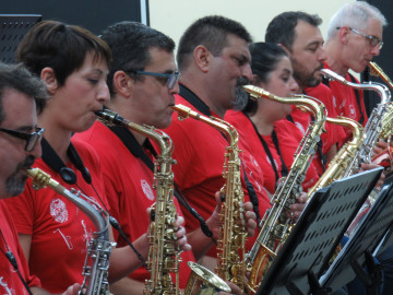 La Benimaclet Big Band tancarà l'any, dimecres 28 de desembre, 20.00 h.