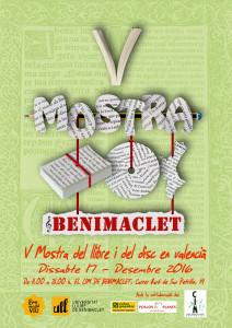cim-benimaclet-161217-bv-mostra-llibre-disc