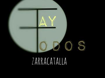 """La novel·la col·lectiva i plural """"TayTodos"""" dissabte 4 de febrer de 2017, 19.00 h."""