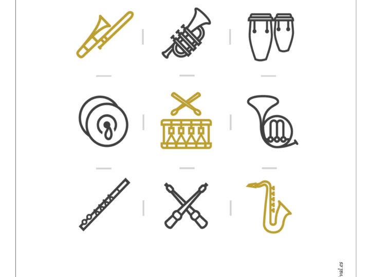 El Cor i l'Orquestra, concerts Retrobem La Nostra Música, dissabte 27 de maig, 19.30 h.