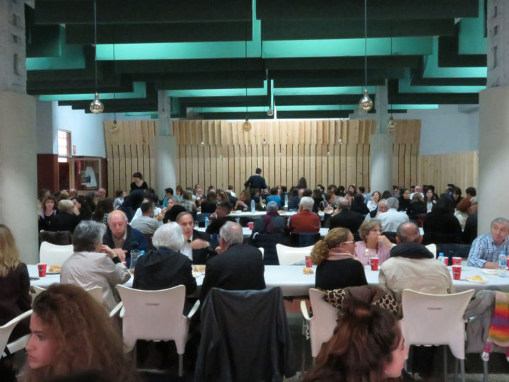 Concurs per a l'adjudicació del servei de consergeria, cafeteria i restauració del saló del CIM de Benimaclet.