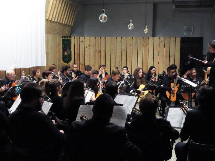 Concert de nadal de L'Orquestra València de Pols i Pua del CIM de Benimaclet i de La Rondalleta, diumenge 16 de desembre de 2018, 18.00 h.