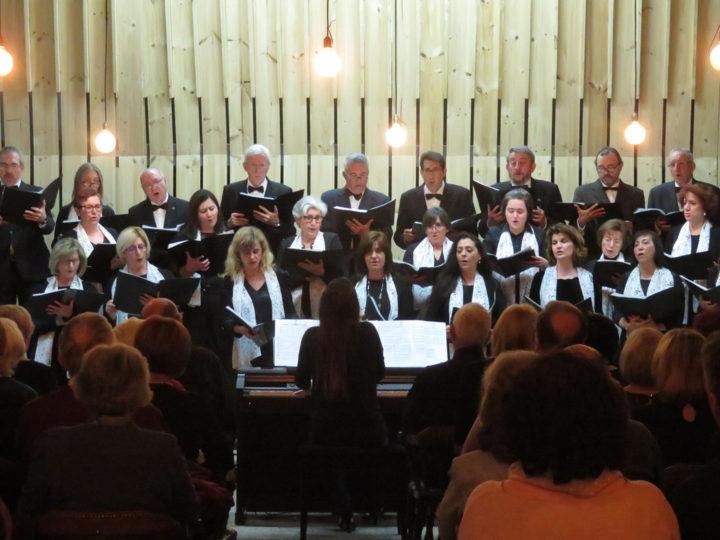 L'Orquestra i el Cor del CIM de Benimaclet tanquen conjuntament la temporada, dissabte 22 de juny de 2019, 19.00 h