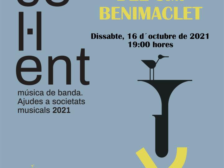 """Torna l'Orquestra de Pols i Pua, ara amb el Concert Programa """"Excel·lent"""", dissabte 16 d'octubre de 2021, 19.00 h."""